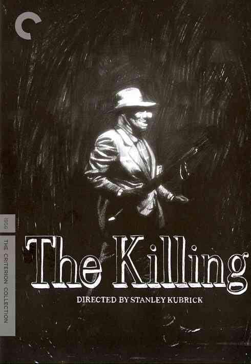 KILLING BY KUBRICK,STANLEY (DVD)